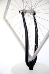 Roue de bicyclette carrée 5. X.Brandeis ©