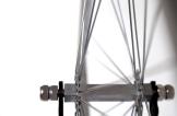 Roue de bicyclette carrée 2. X.Brandeis ©