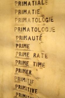 RévisionsÉtymologiquesIII.12 - X.Brandeis ©